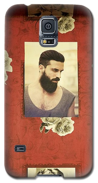 Barbershop Galaxy S5 Case by Colleen Williams