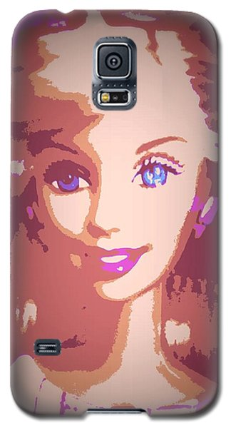 Barbie Hip To Be Square Galaxy S5 Case