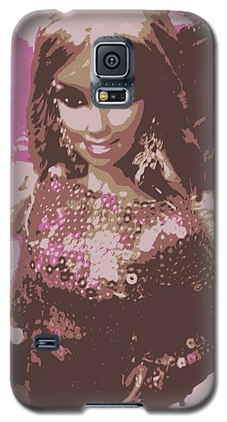 Barbie Sparkle Galaxy S5 Case