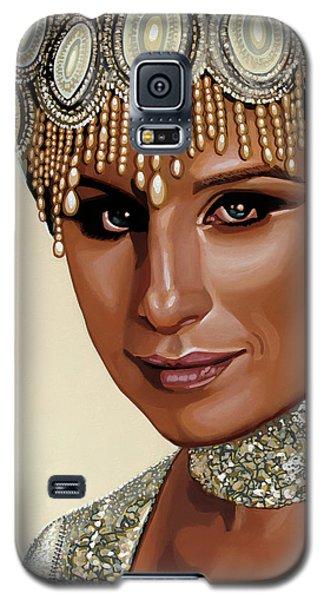 Barbra Streisand 2 Galaxy S5 Case by Paul Meijering