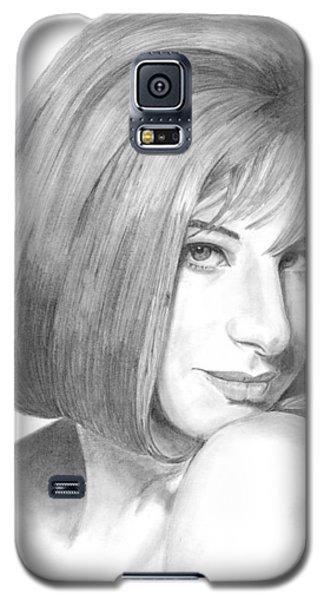 Barbra Streisand Galaxy S5 Case