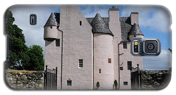 Castle Galaxy S5 Case - Barcaldine Castle by Smart Aviation