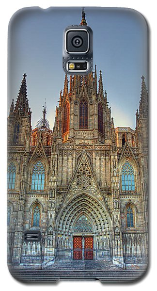 Barcelona Cathedral Galaxy S5 Case