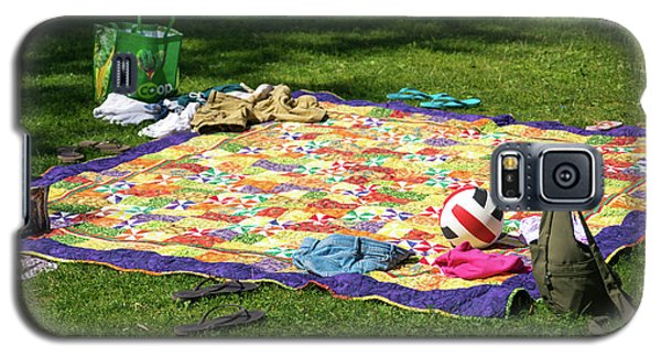 Barefoot In The Grass Galaxy S5 Case