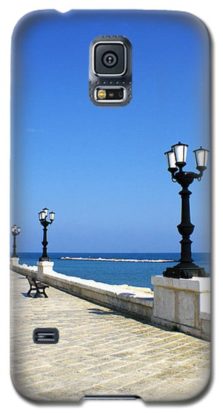 Bari Waterfront Galaxy S5 Case by Rob Tullis