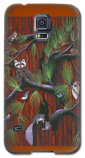 Bark Galaxy S5 Case