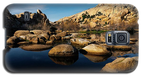 Barker Dam Lake Galaxy S5 Case