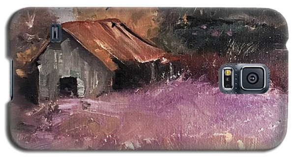 Barn And Birds  Galaxy S5 Case by Michele Carter