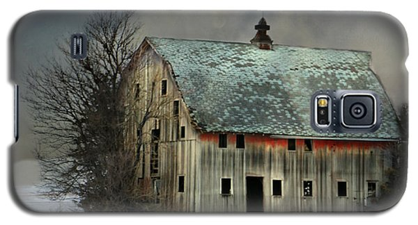 Barn And Sundog Galaxy S5 Case