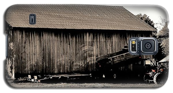 Barn And Truck Galaxy S5 Case