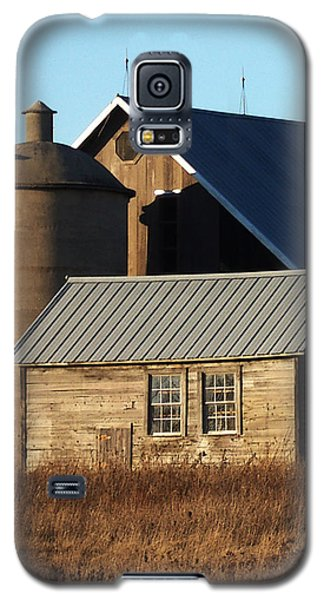 Barn At 57 And Q Galaxy S5 Case