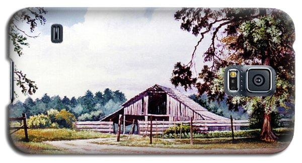 Barn At Honey Island Galaxy S5 Case