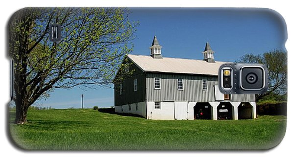 Barn In The Country - Bayonet Farm Galaxy S5 Case