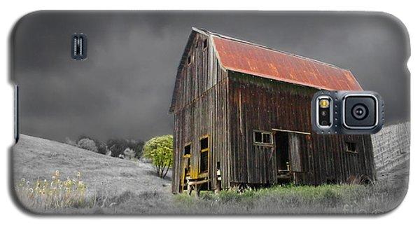 Barn Life Galaxy S5 Case by TK Goforth