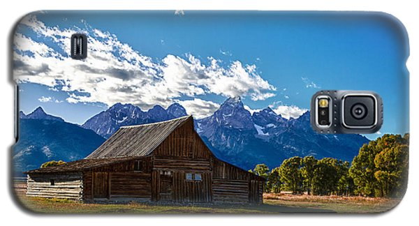 Barn On Mormon Row Galaxy S5 Case