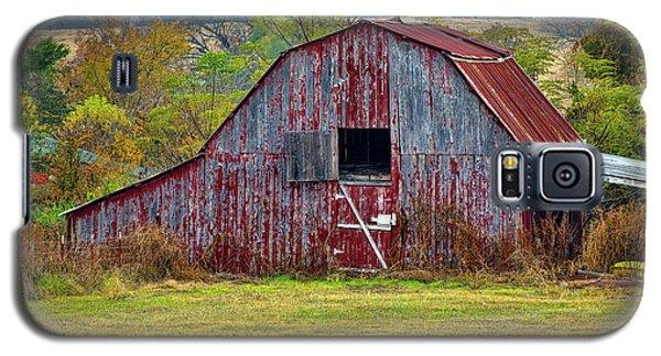 Barn On White Oak Road 2 Galaxy S5 Case
