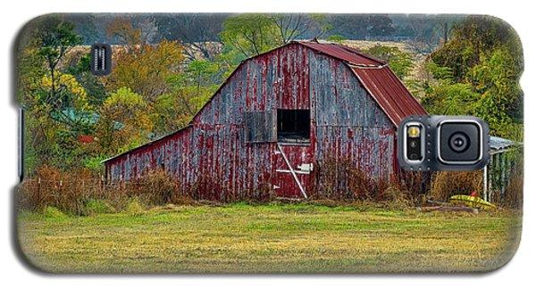 Barn On White Oak Road Galaxy S5 Case
