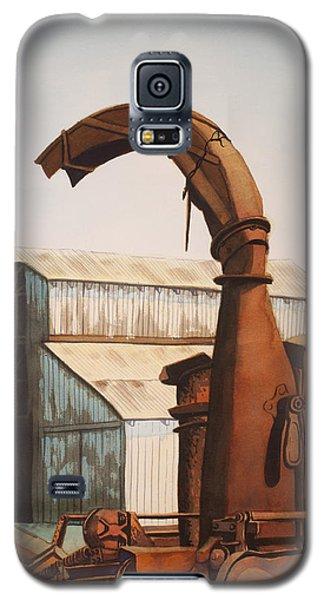 Barn Galaxy S5 Case