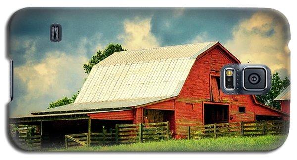 Barn Storm, Greenville, Sc Galaxy S5 Case