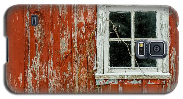 Barn Window Galaxy S5 Case by Dan Traun