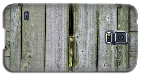 Barn Window, In Color Galaxy S5 Case