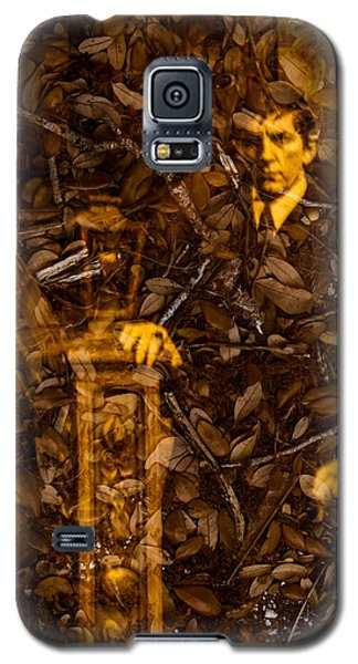Galaxy S5 Case featuring the photograph Barnabas by Randy Sylvia
