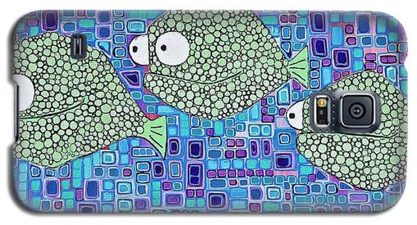 Barnacle Fish Galaxy S5 Case