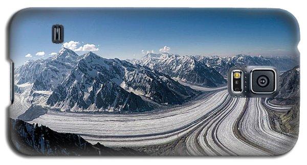 Barnard Glacier Alaska Galaxy S5 Case