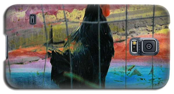 Barnyard Hero #3 Galaxy S5 Case