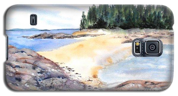 Barred Island Sandbar Galaxy S5 Case