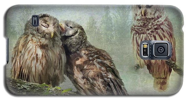 Barred Owls - Steal A Kiss Galaxy S5 Case