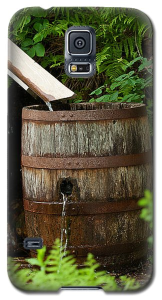 Barrel Of Water Galaxy S5 Case