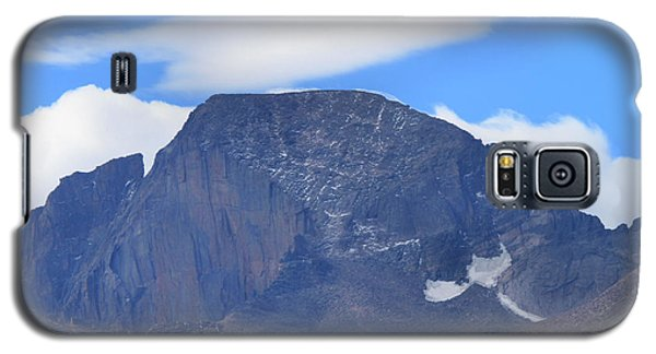 Galaxy S5 Case featuring the photograph Barren Mountain Landscape Colorado by Dan Sproul