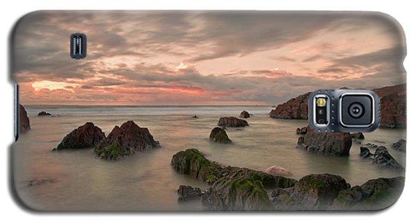 Barricane Beach Galaxy S5 Case