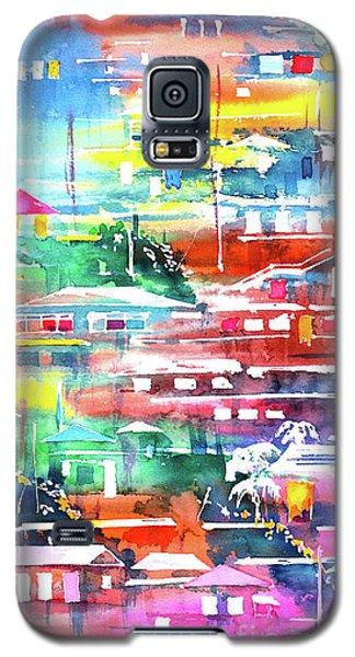 Barrio El Cerro De Yauco Galaxy S5 Case