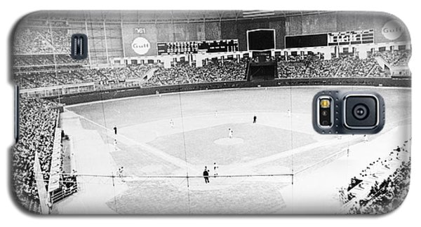 Baseball: Astrodome, 1965 Galaxy S5 Case