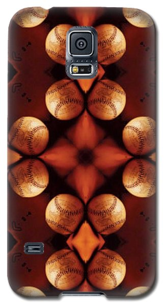 Baseball Cross Galaxy S5 Case