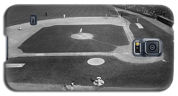 Baseball Game, 1967 Galaxy S5 Case