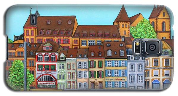 Basel, Barfusserplatz Rendez-vous Galaxy S5 Case