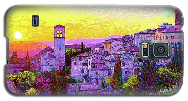 Basilica Of St. Francis Of Assisi Galaxy S5 Case