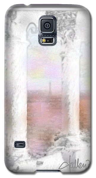 Sacre - Coeur Sunset Galaxy S5 Case