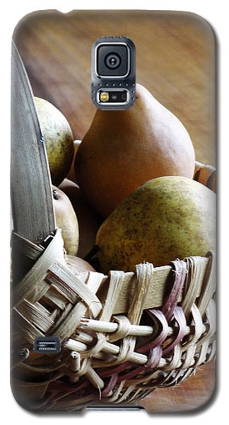 Basket And Pears Galaxy S5 Case