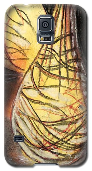 Basket Light Yellow Glow Galaxy S5 Case