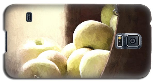Basket Of Apples Galaxy S5 Case