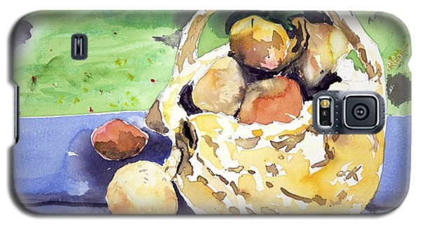 Basket Of Fruit Galaxy S5 Case