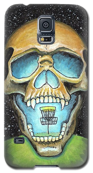 Basket Reaper Galaxy S5 Case