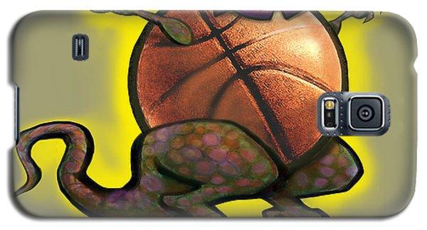 Basketball Saurus Rex Galaxy S5 Case