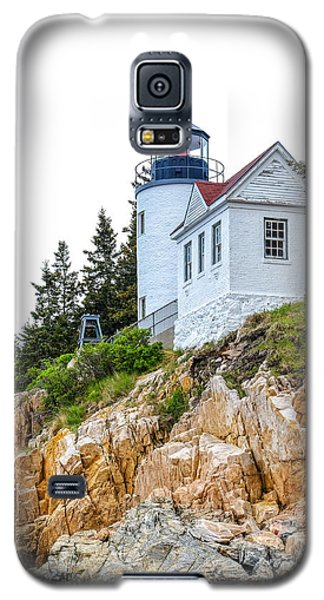 Bass Harbor Head Lighthouse 1 Galaxy S5 Case