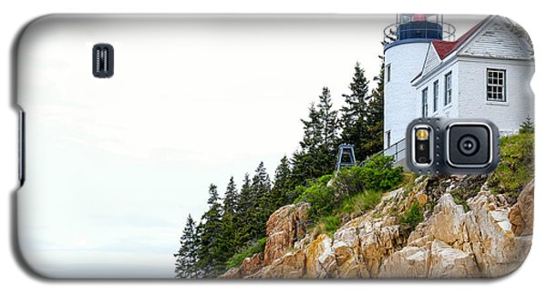 Bass Harbor Head Lighthouse 2 Galaxy S5 Case