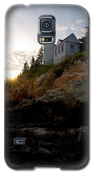 Bass Harbor Lighthouse 1 Galaxy S5 Case